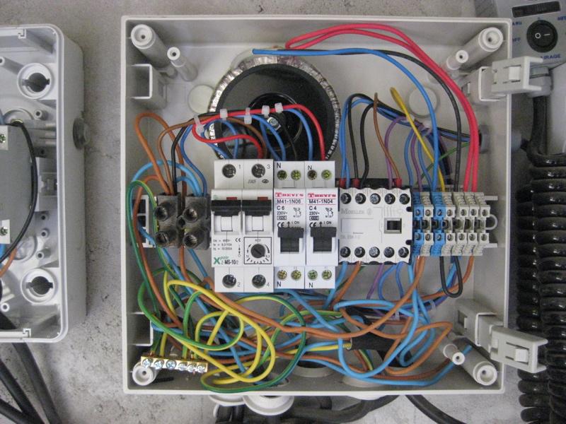 Filtration image for Tableau electrique pour piscine